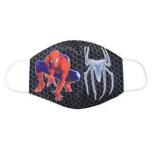 Mascarillas superheroe spiderman